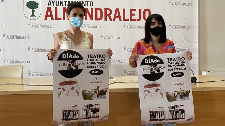 Almendralejo rinde homenaje al equipo sanitario de vacunaciones