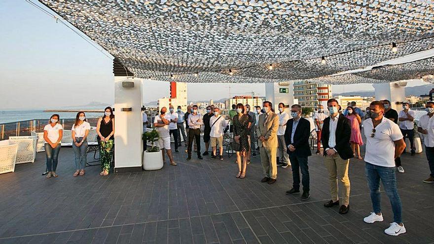 Gandia-Barx Entrega de diplomas Sigted a la calidad turística