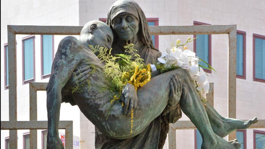 Telde recuerda a Teresa de Calcuta