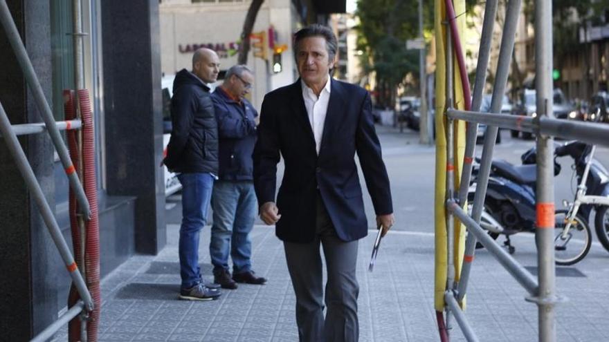 """Josep Pujol Ferrusola: """"Si el juez De la Mata se lo propone, acabaremos todos en la cárcel"""""""