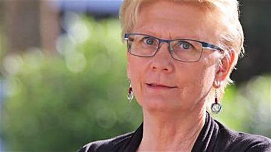La Defensora Anna Moilanen.