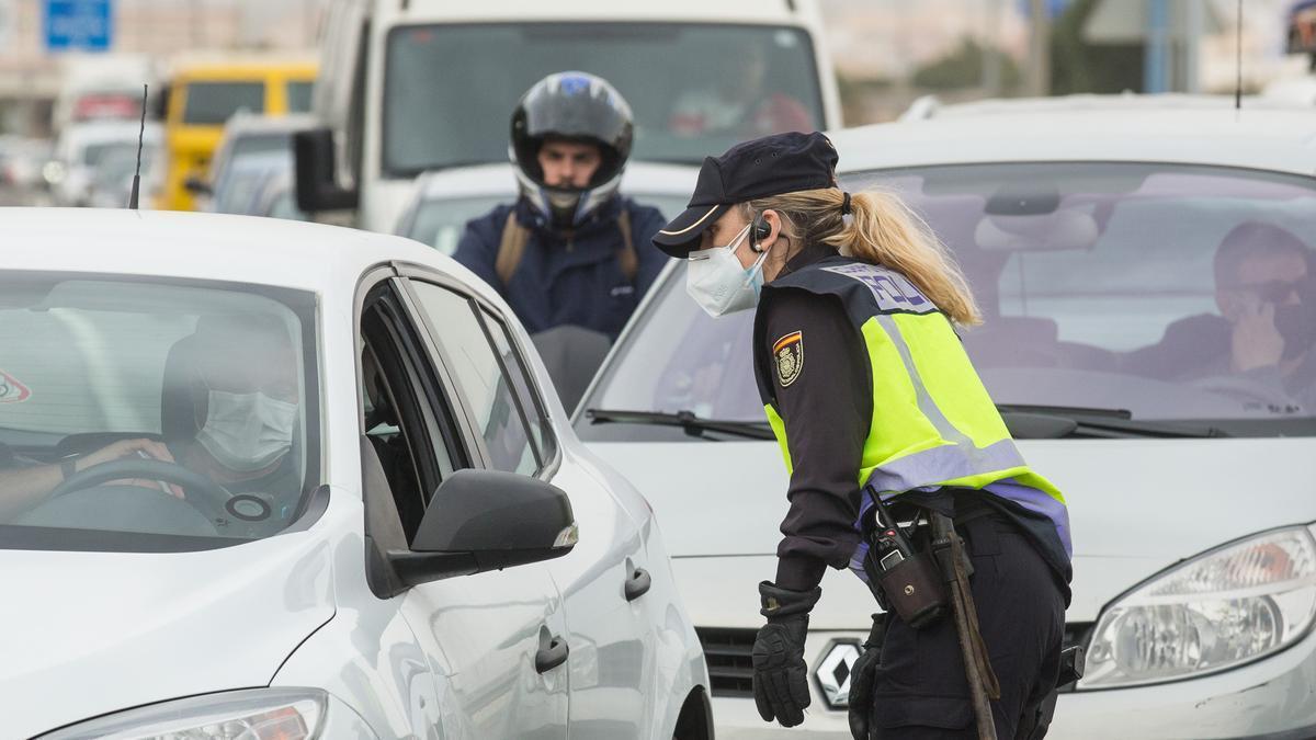 Las restricciones que se mantienen en Alicante, Valencia y Castellón.