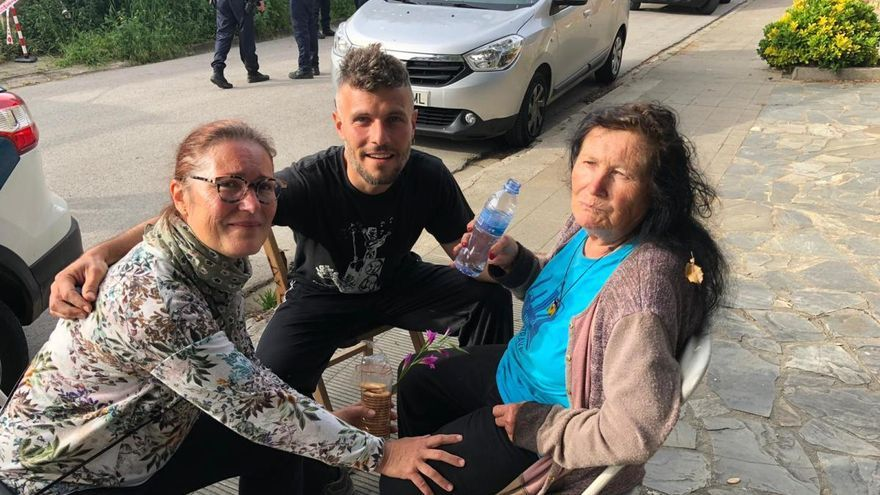 Trobada amb vida la dona de 72 anys que buscaven a Calonge des de diumenge