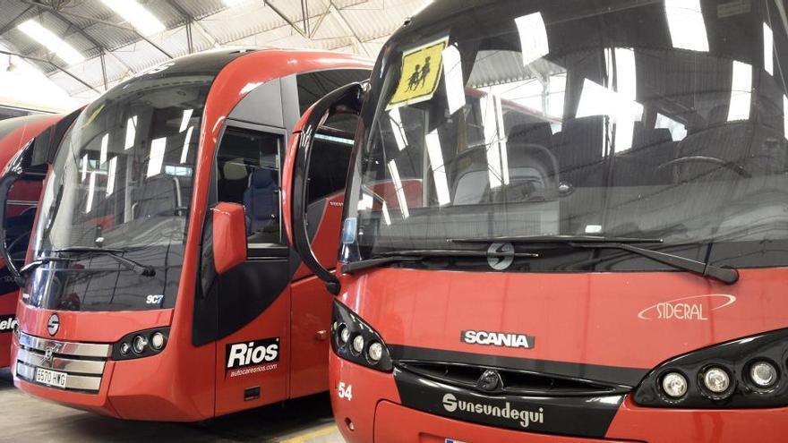Froet asegura que el servicio de transporte escolar está asegurado dos cursos más