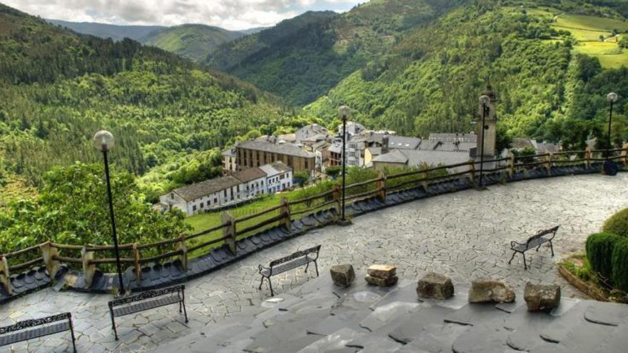 Un pueblo de Asturias, entre los 10 que optan a ser capital del turismo rural en 2021