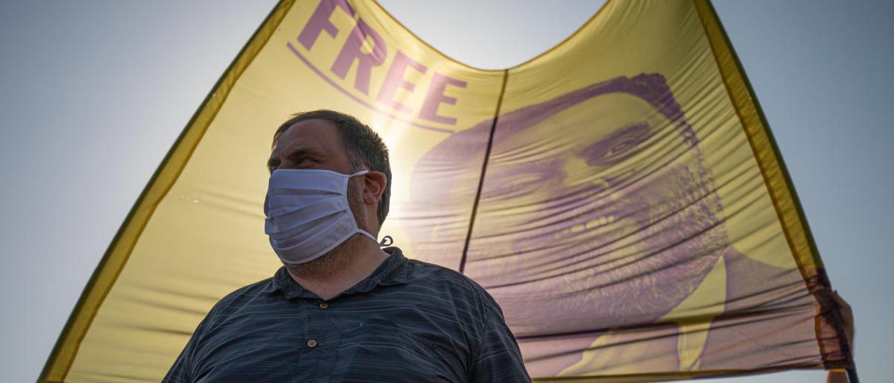 Junqueras rechaza el indulto y pide una amnistía para los encausados por el 'procés'