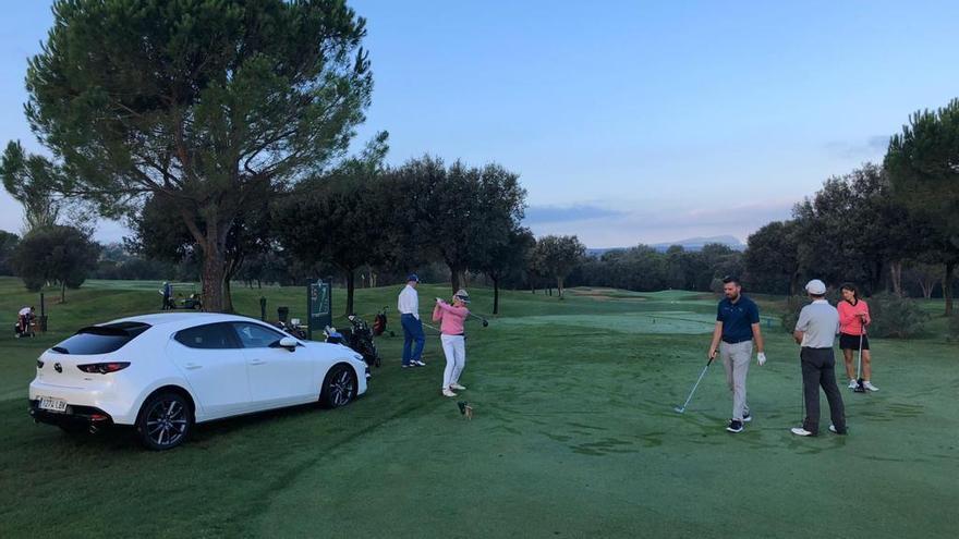 L'afició pel golf creix a la comarca de l'Alt Empordà