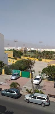 La calima tapona el cielo de Canarias