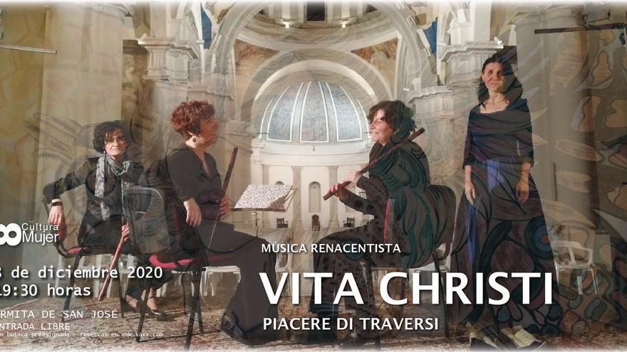 Vita Christi. Isabel de Villena