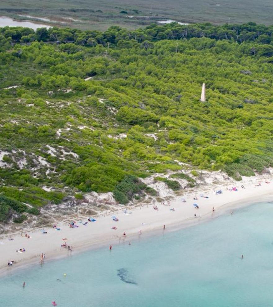 Las 10 mejores playas con arena de Mallorca