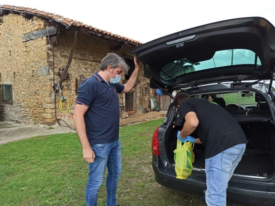 """""""Telefabada"""" triunfal en Valdesoto"""
