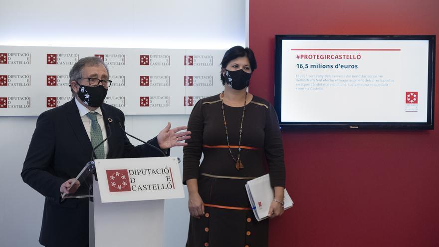 La Diputación afianza la red de 94 centros de promoción de la autonomía personal para mayores con 675.000 euros