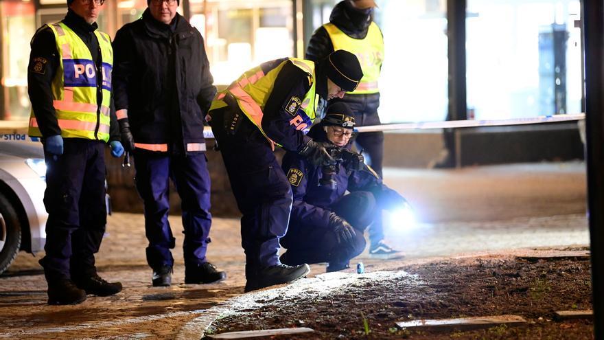 """Al menos ocho heridos en Suecia por un apuñalamiento múltiple investigado como """"acto terrorista"""""""