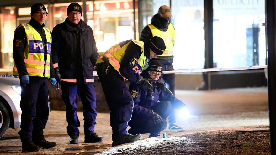 La policía sueca investiga un ataque con cuchillo como posible atentado terrorista