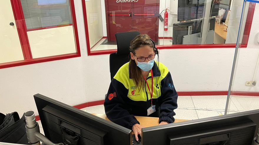 Una médico del SUC ayuda mediante teleasistencia en un parto en Gran Canaria