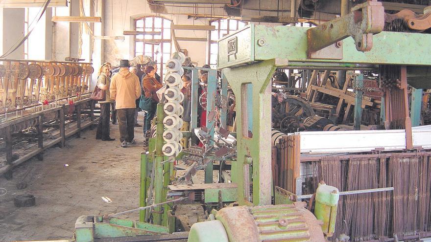 El plan que puso punto final a la industria textil de Sóller