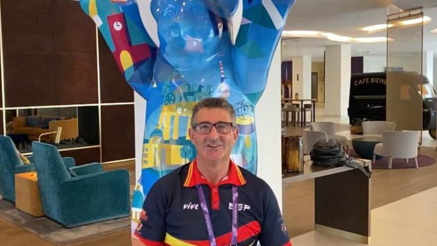 Chano Rodríguez sabe el 14 de julio si acude a sus sextos Juegos