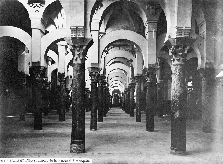 307 ter C�rdoba Vista interior de la Mezquita o Catedral.jpg