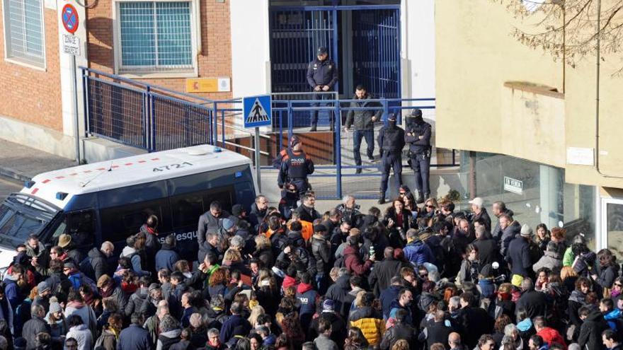 En libertad el edil de Verges tras 6 horas en comisaría