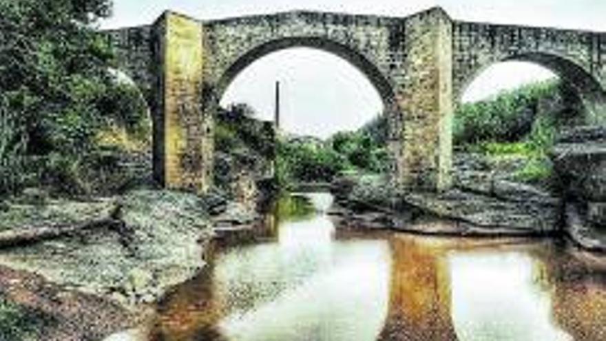 Fotografia guanyadora del concurs fotogràfic «Descobreix el Pont de Vilomara i Rocafort»