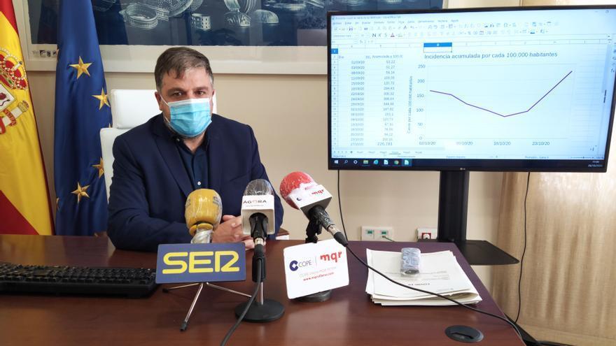 Villena endurece las medidas frente al covid ante las malas previsiones a corto y medio plazo