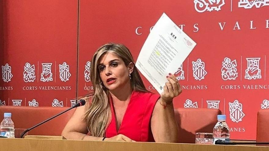 El PP nombra a Eva Ortiz nueva síndica