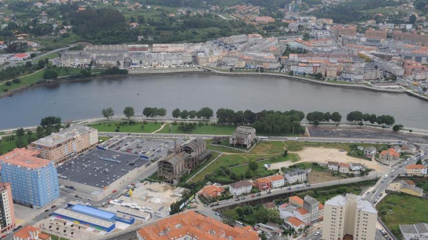 Los nuevos contagios de Covid en el área de A Coruña, concello a concello