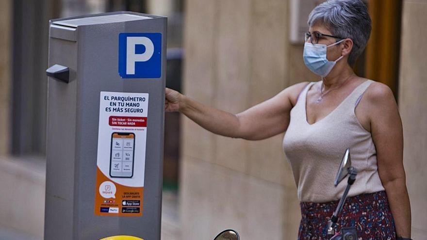Xàtiva rebaja la multa de la ORA de 80 a 60 euros a partir del día 1 de agosto