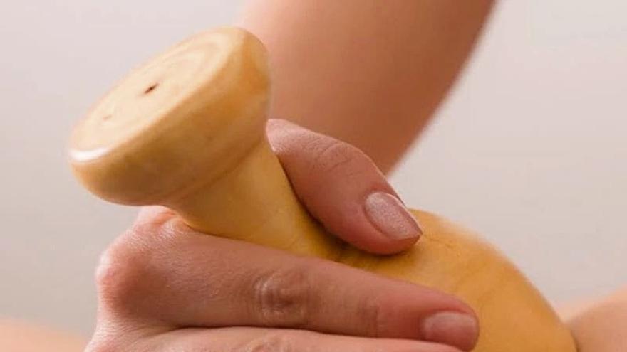 Maderoterapia: masajes que reducen centímetros y la celulitis