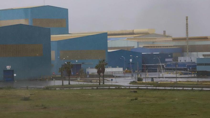 CC OO y UGT anuncian acciones contra el ERTE en ArcelorMittal