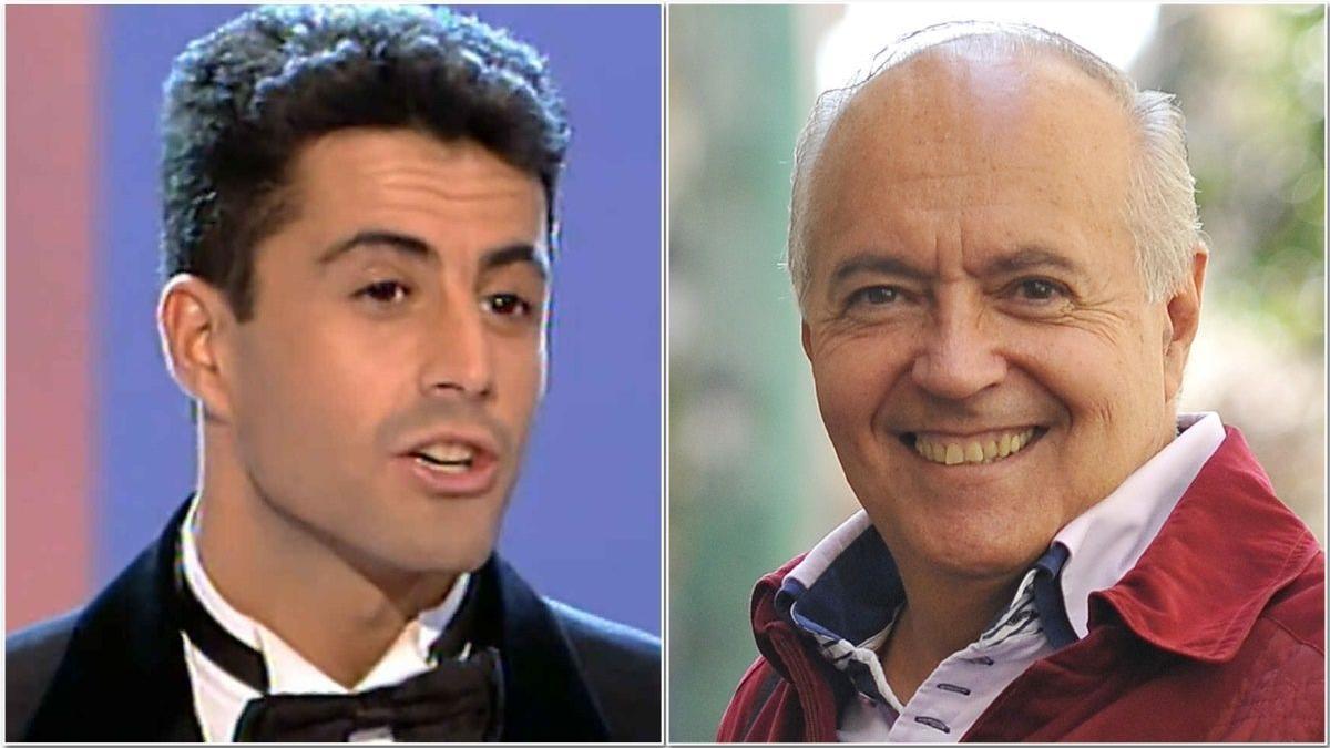 Tino Dávila y José Luis Moreno.