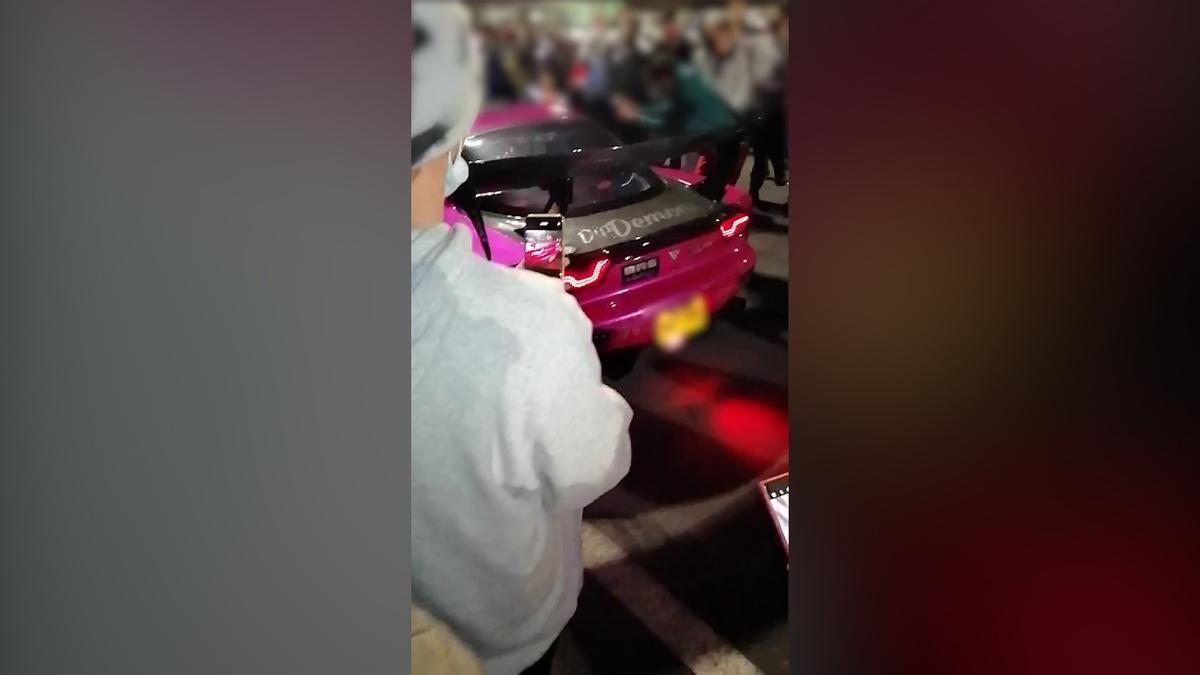 Disuelven un encuentro de coches tuneados en San Miguel (Tenerife) con 50 personas