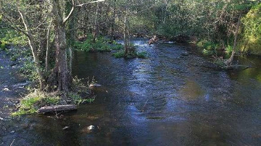 La CHMS mejora el desagüe de los ríos Gaiola, Lonia y Triós en Pereiro de Aguiar