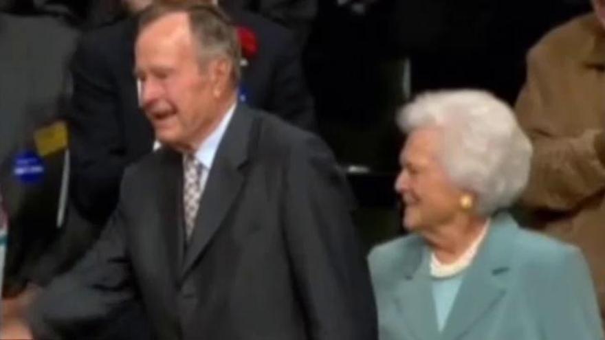 Fallece el expresidente de EEUU George Bush padre