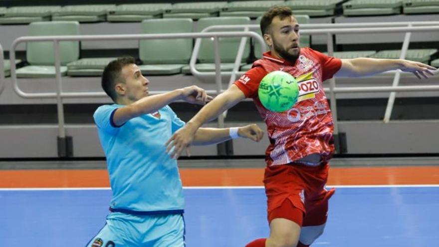 El partido ElPozo-Jaén no se jugará esta tarde