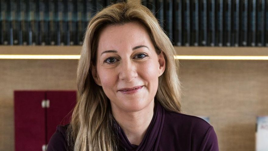 Sáenz de Urturi: «'Aquitania' no reivindica a las mujeres»