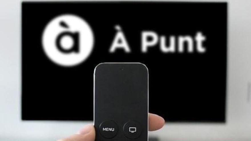 À Punt quiere recuperar el número 9 en el mando de la televisión