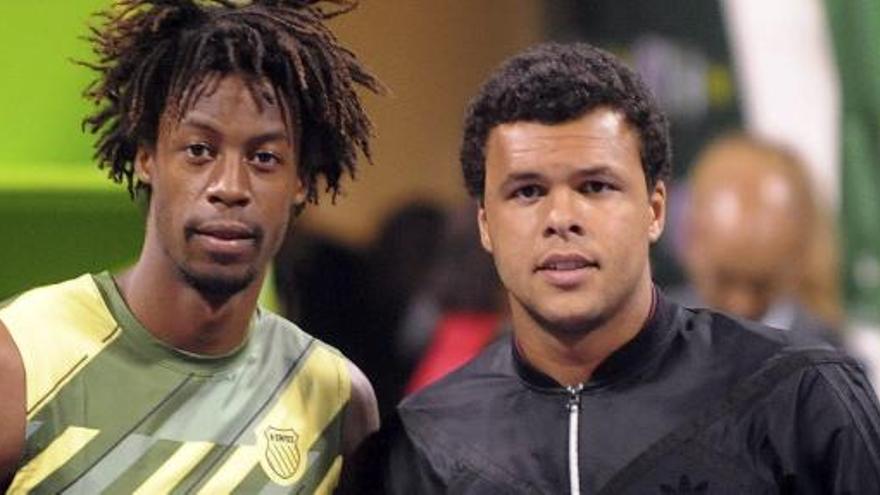 Tsonga gana el título en Doha en una final muy francesa