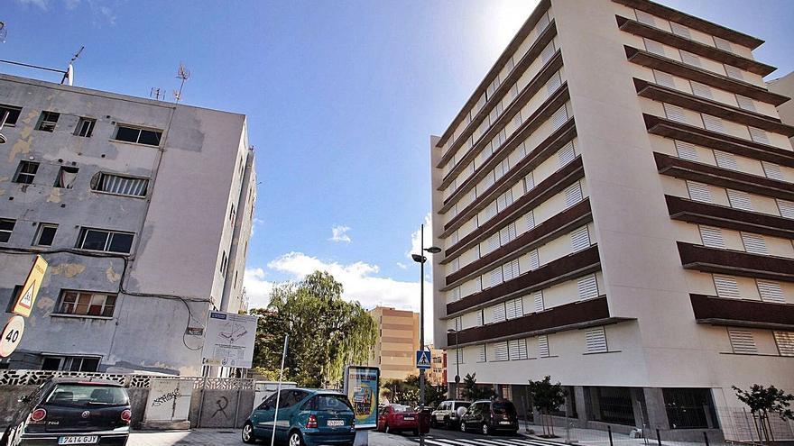 Las 115 viviendas de La Candelaria ven la luz