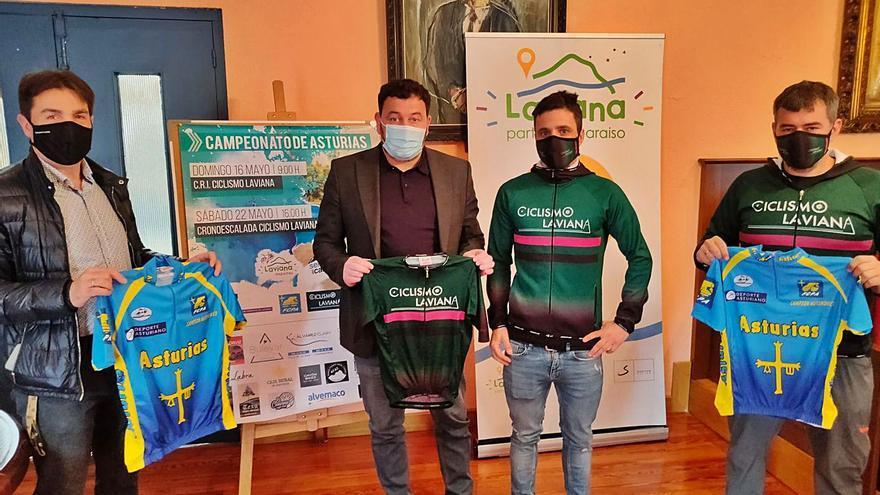 Laviana acogerá los Campeonatos de Asturias de contrarreloj y cronoescalada