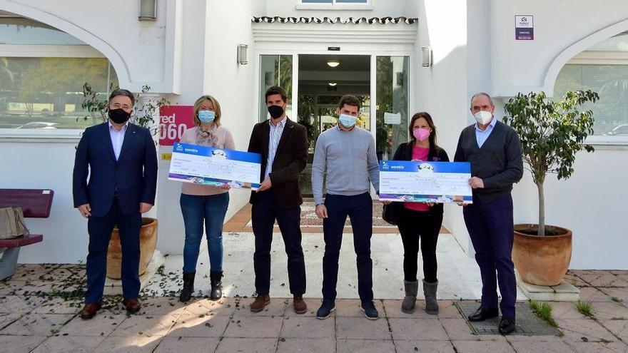 Istán y Casares ganan la campaña navideña de fomento del reciclaje de vidrio de la Mancomunidad Occidental