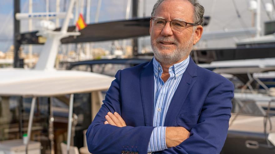 """""""Tenemos muchos competidores por eso hay que invertir ya, o por el contrario veremos una fuga de barcos. Los demás también juegan"""""""