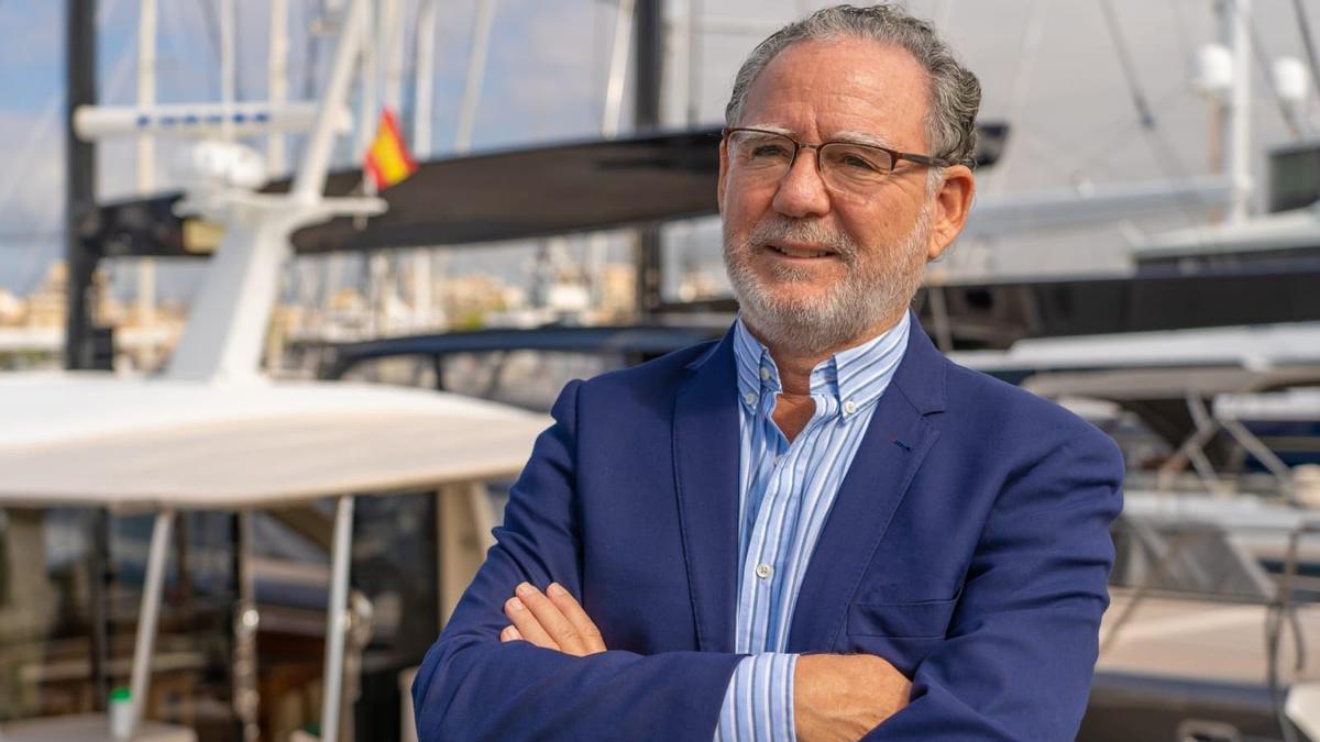 José Mª Campuzano, CEO de IPM Group - STP Shipyard Palma
