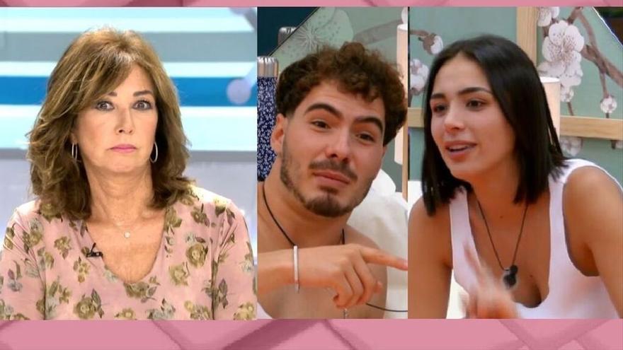 """Ana Rosa, al enterarse del romance de uno de los Gemeliers con Sandra Pica: """"Tiene una carrera..."""""""