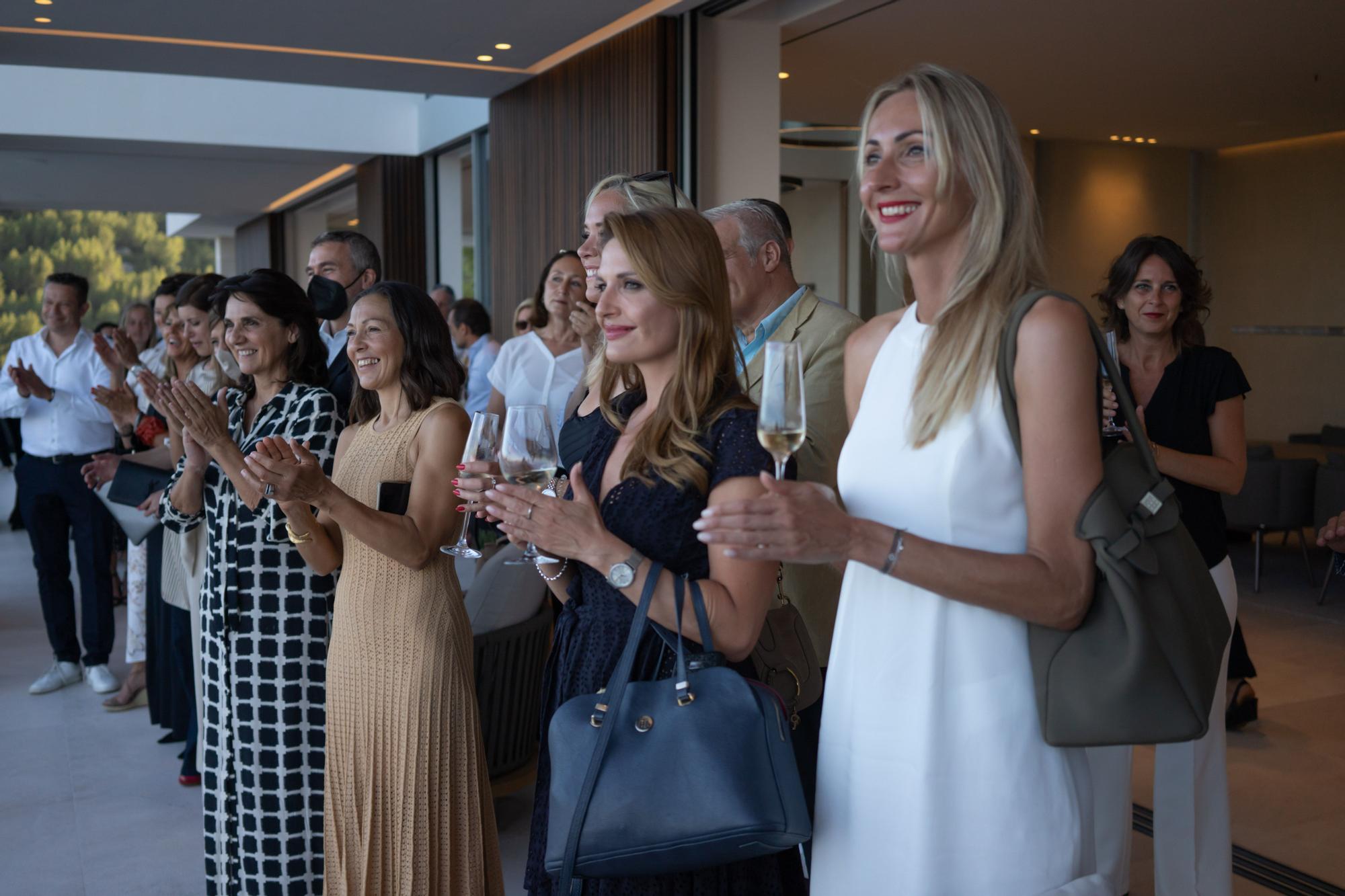 Perdón por la indiscreción   Minotti y Terraza Balear presentan el exclusivo proyecto Villa Bao en Son Vida