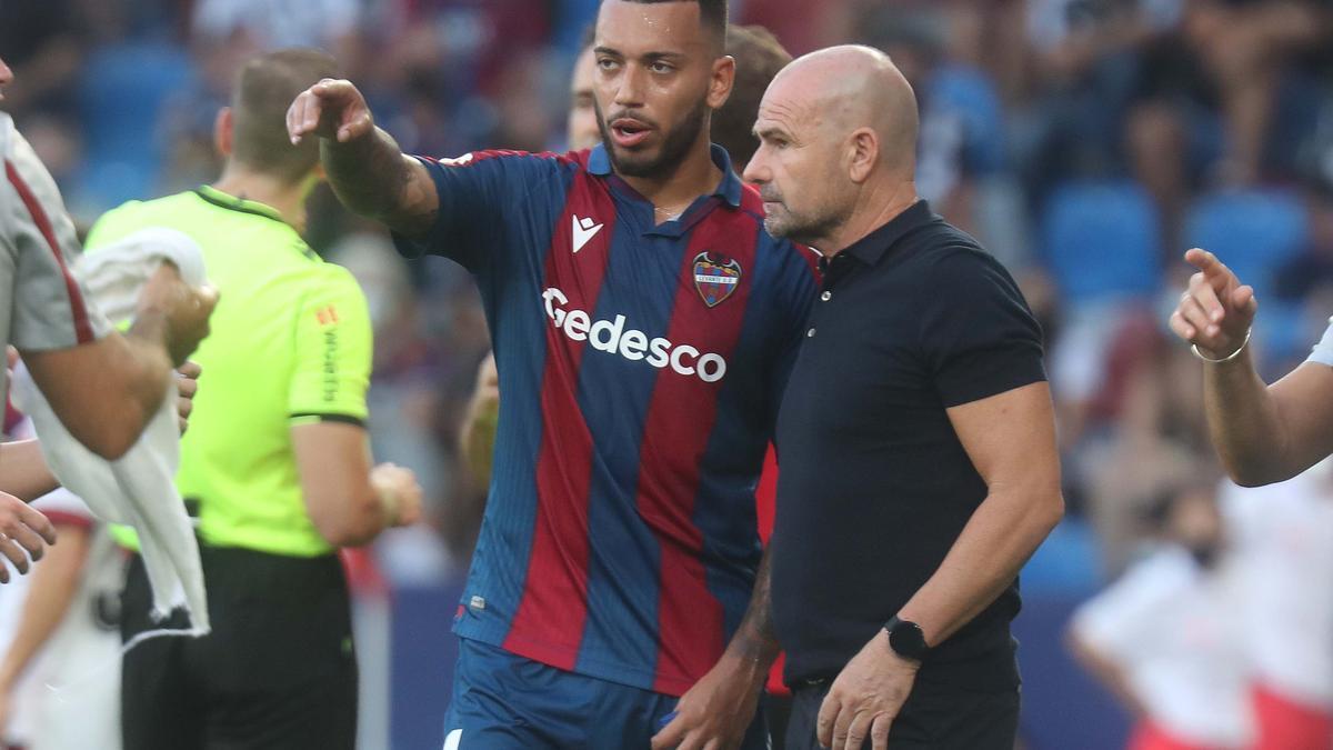 Vezo, con Paco López