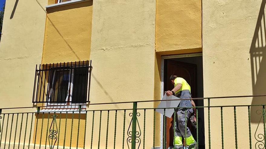 Vega de Tera finaliza la recuperación de un edificio municipal para alquiler social