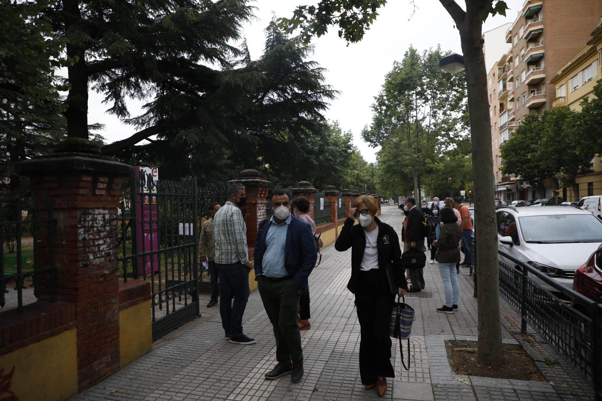 GALERÍA | Más de 2.000 opositores pugnan en Zamora por una plaza de profesor