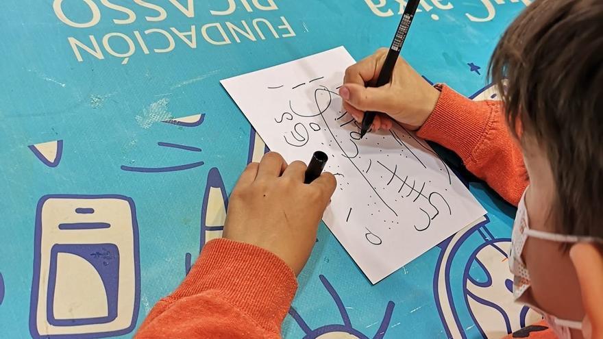 Actividades y talleres de verano para las familias en Centre Pompidou, Museo Ruso y Casa Natal Picasso