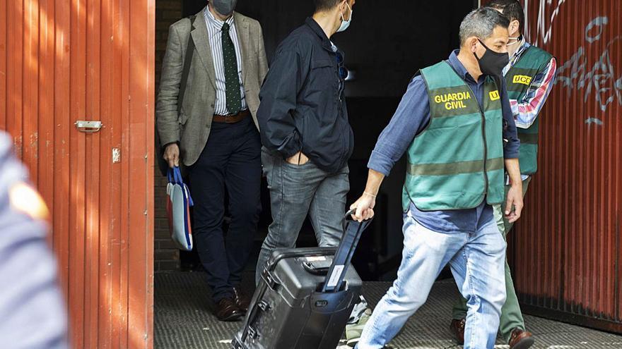 La jueza del caso Azud deja en libertad a dos empresarios investigados